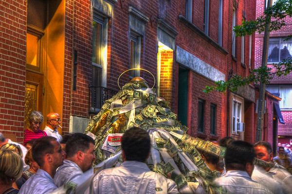 Saint Anthony's Feast - Boston North End