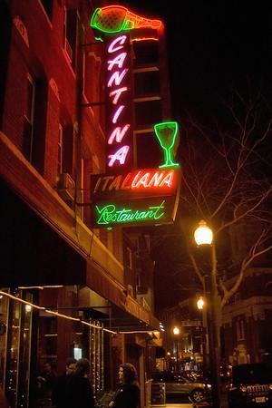 Cantina Italiana - Boston
