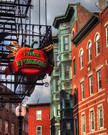 Pasta E Pomodoro - Boston North EBd
