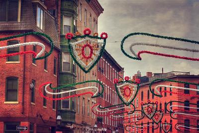 Boston North End