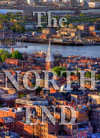 The North End - Boston Poster