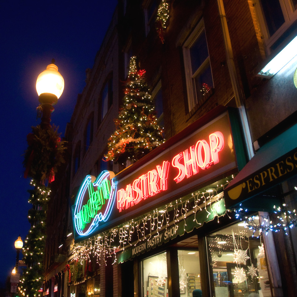 Modern Pastry Shop - Boston