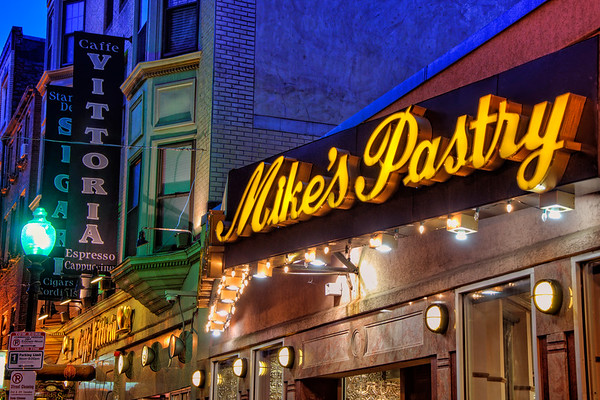 Mike's Pastry Shop - Boston