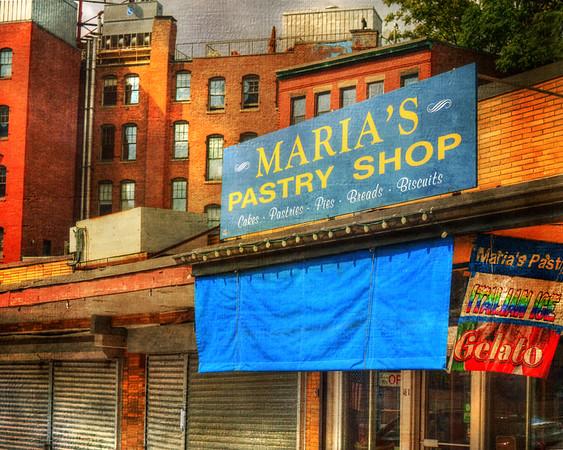 Maria's Pastry - Boston