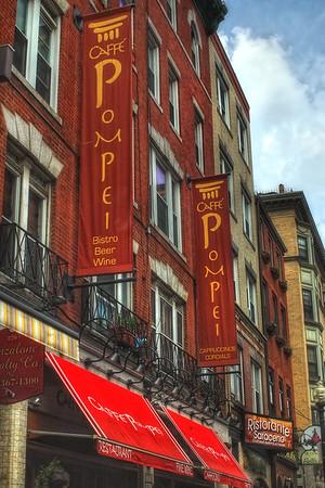Cafe Pompeii - Boston