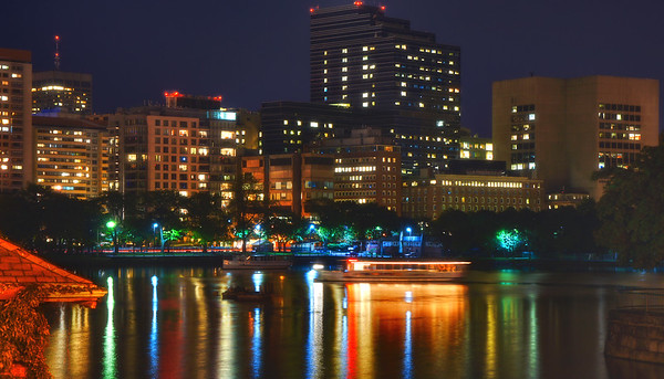 Colors on the Charles - Boston