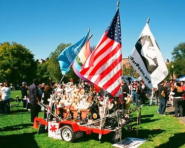 08.10.11 Boston Common Peace Rally