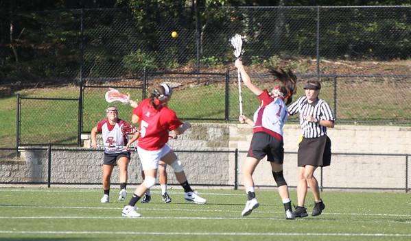 Boston University Lacrosse- Fall Ball 2011