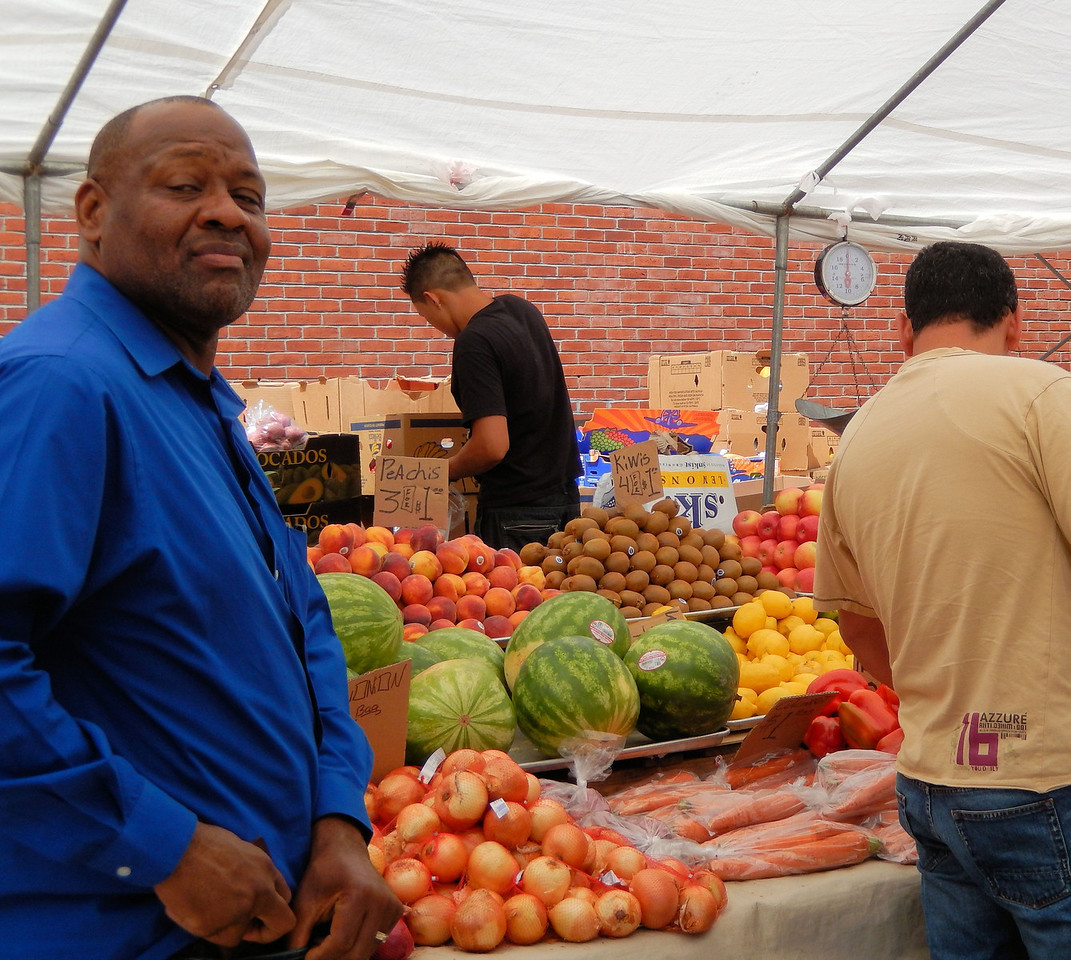 Produce Vendor