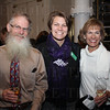 Don Adams, Melissa Kratzer of the Food Literacy Project and Sharon Adams.