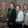 Chris and Pat Haragan, Martha Davis and Mary Beth O'Bryan.