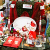 Hoiday items in the Gift shop and Holiday decor at State Botanical Garden of Georgia