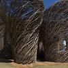Woven Whimsy: Stickworks by Patrick Dougherty