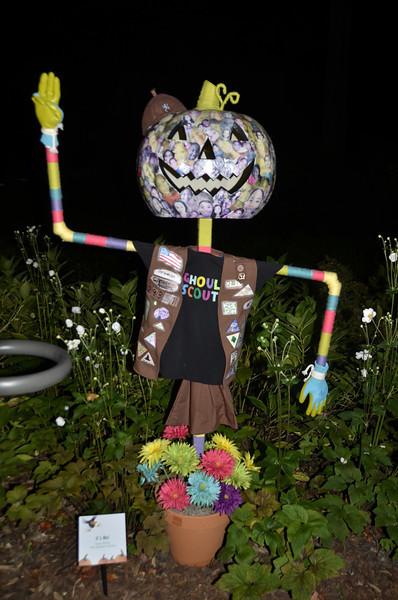 Brownies Scarecrow