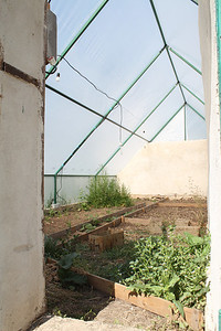 Solar power greenhouse