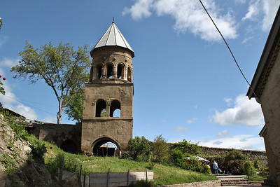 Tower at Samtavro Church, Mtscheta
