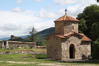 Chapel at Samtavro Church, Mtscheta
