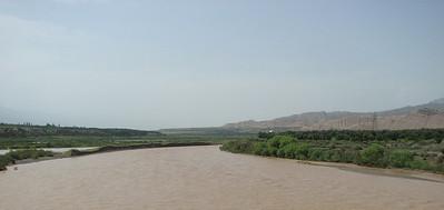 River (near Sefid Rud Reservoir, Qazvin Province)