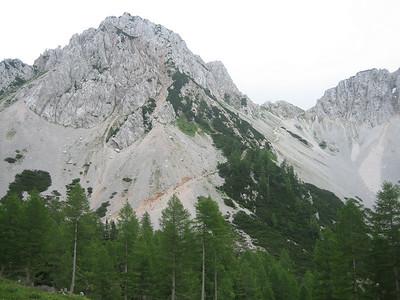 Our trail (Bärental, Karawanken)