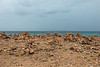 Island Cabrera, view from Cap de ses Salines