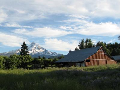 Mount Baker, Oregon