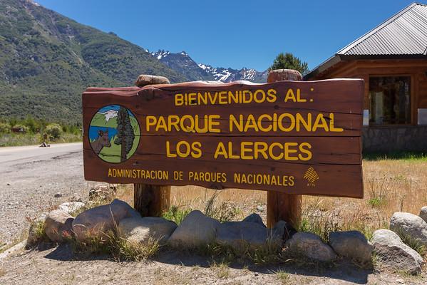 (Parque Nacional Los Alerces)
