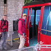 Cable Car to Cerro Catedral (photograph by Kok van Herk)