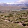 View of Lago Nordenskjöld, PN Torres del Paine (photograph by Kok van Herk)