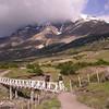 Trail to Base de Las Torres (photograph by Kok van Herk)