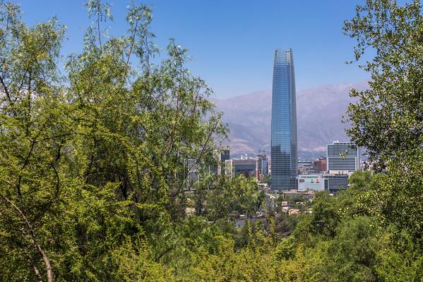 Chile part 1: Santiago