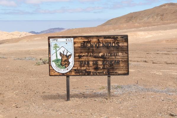 Part 14 Parque Nacional Pan de Azucar
