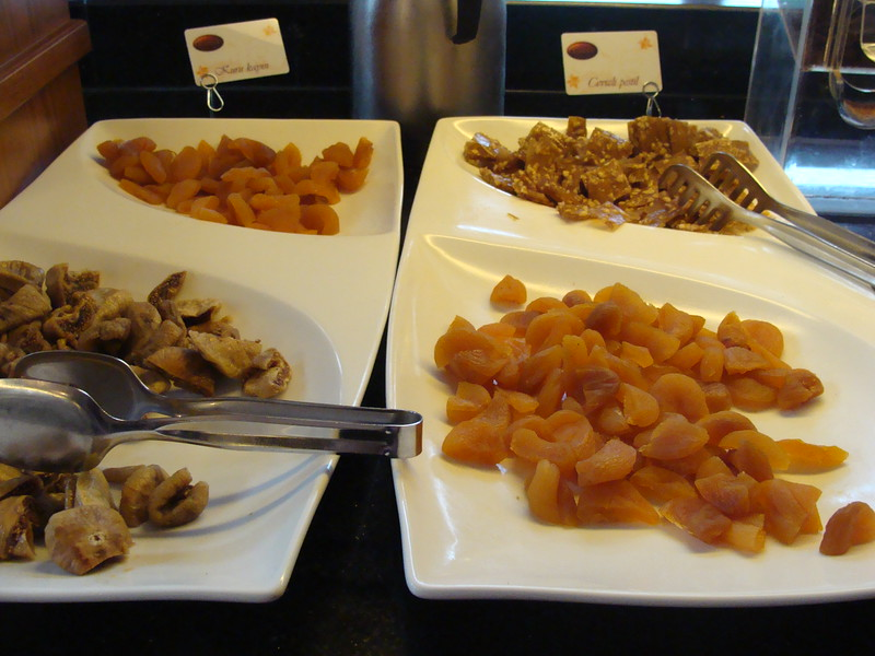 Dried Apricots and Figs