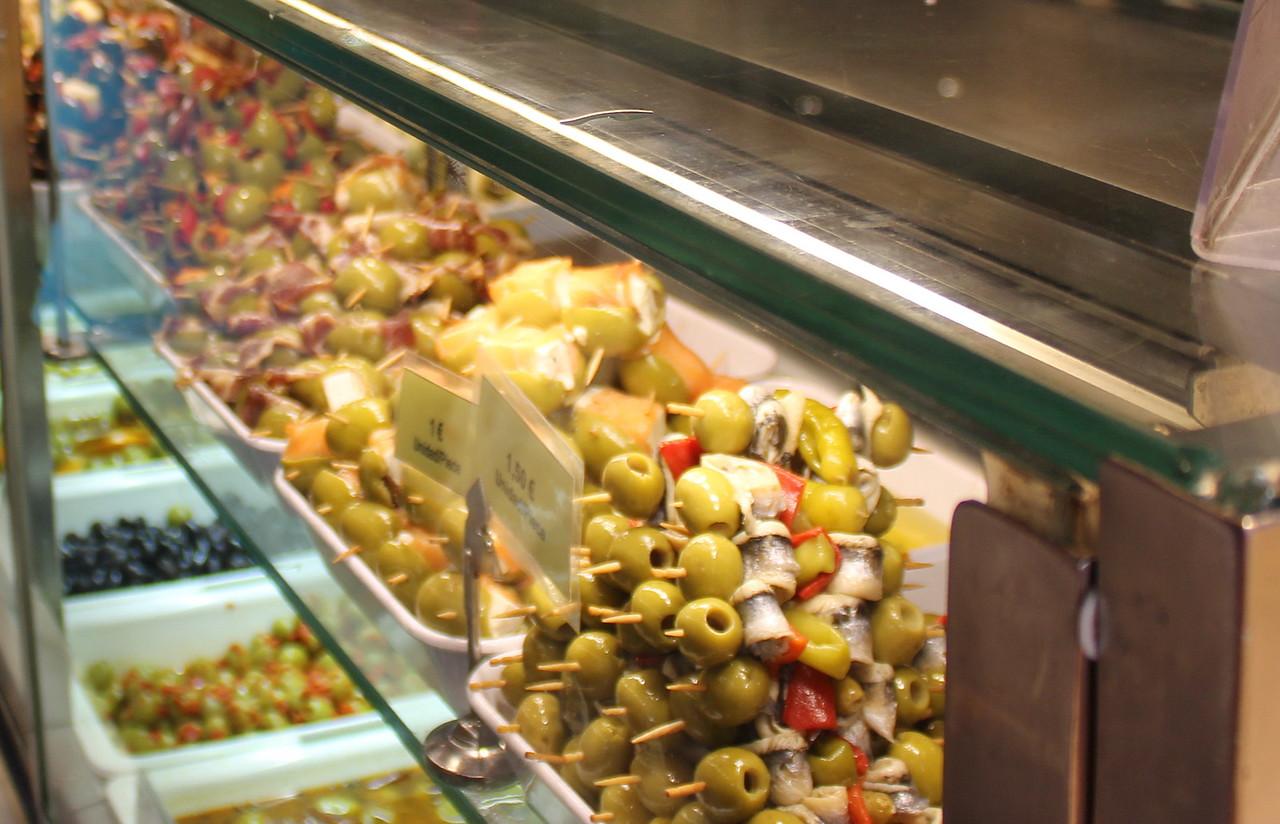 Olive Tapas