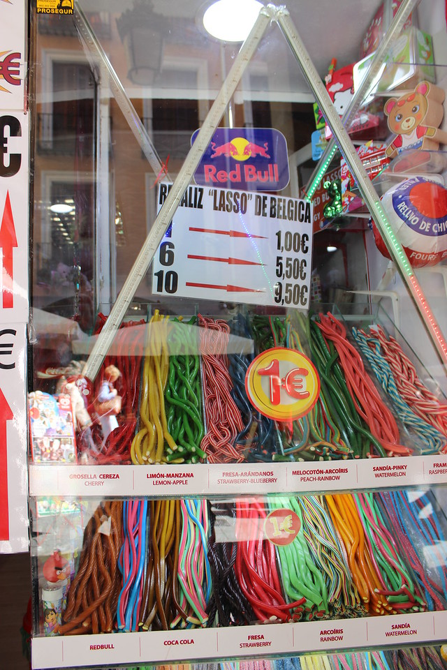 Belgian String Candy