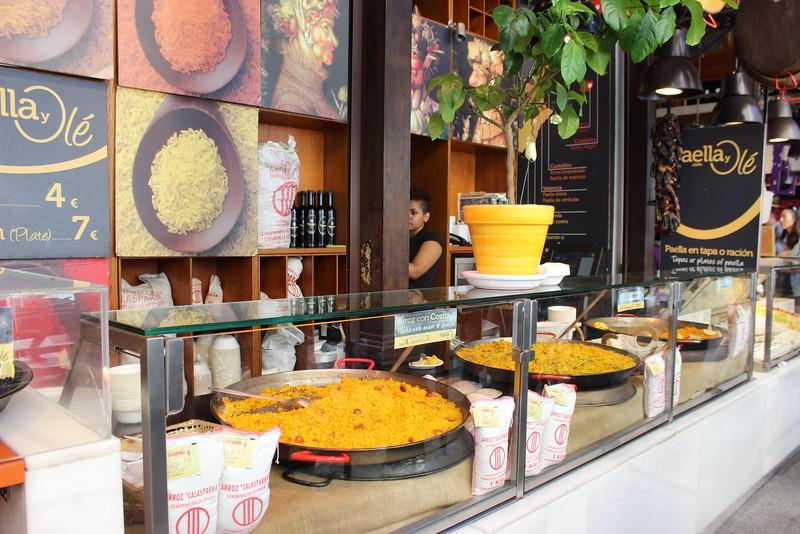 Paella Tapas