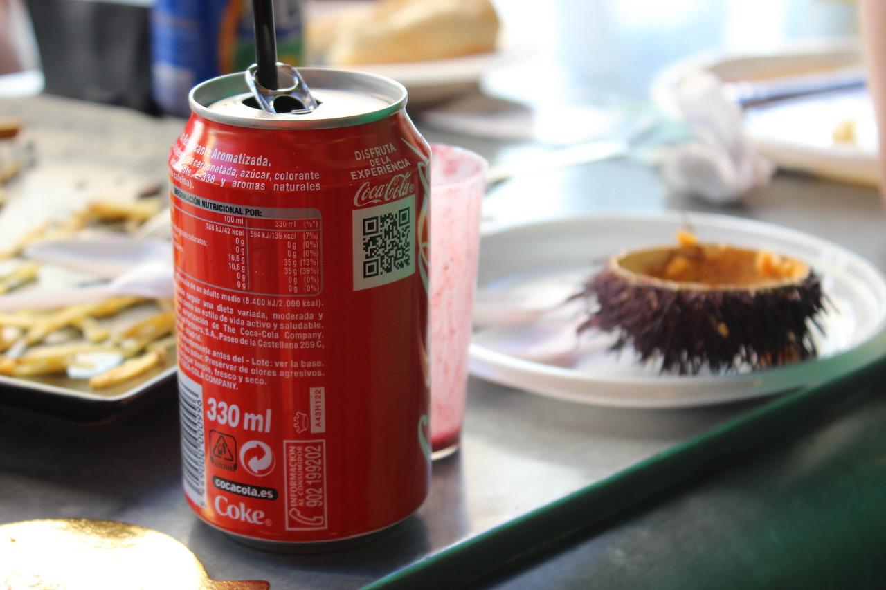 Coke and Tapas