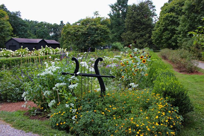 Locust Grove Flower Garden