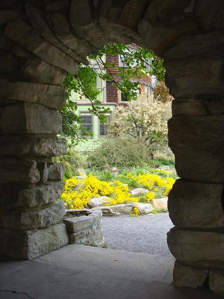 Garden Passageway