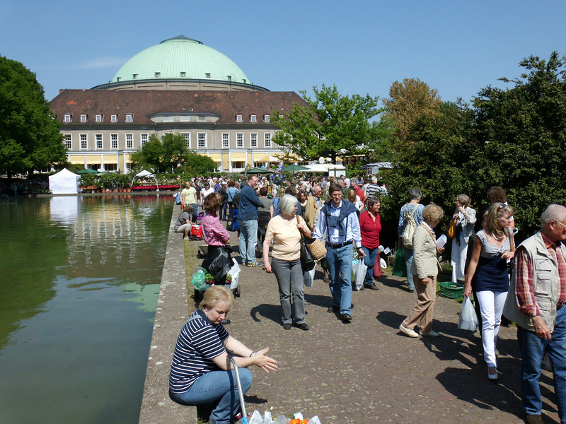 Pflanzentage Hannover 2011