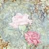 """""""The Dilemma Botany Garden-Carnation"""" (acrylic on panel) by Blessy Kuen Yat Man"""