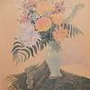 """Chrysanthemums"" (mixed media) by Linda Vinogradova"