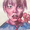"""Sakura"" (watercolor) by Yana Venya"
