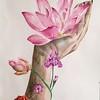 """I- NATURE"" (watercolor) by Yana Venya"