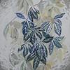 """Parthenocissus"" (mixed media) by Linda Vinogradova"