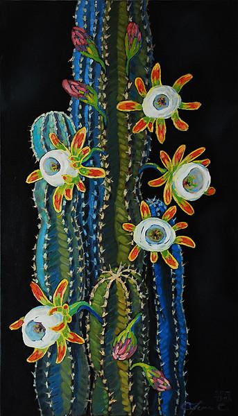 """""""Sun Pedro"""" (oil on canvas) by Sergey Syksin"""