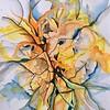 """Stoic"" (watercolor) by Nell-Lynn Perera"