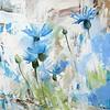 """Conversation in the garden"" (oil on canvas) by Yuliia Meniailova"