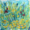 """""""Summer Herbs"""" (oil) by Kateryna Ivonina"""