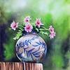"""""""Spring"""" (watercolor) by Xin Xu"""