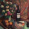 """""""Flower and fruit"""" (oil) by Qiwei Li"""
